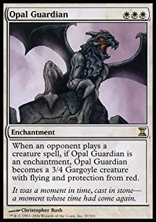 Magic: the Gathering - Opal Guardian - Time Spiral