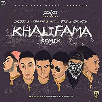 Khalifama (feat. Jerai, Criss Beni & BK22)