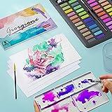 Zoom IMG-2 baozun set colori ad acquerello