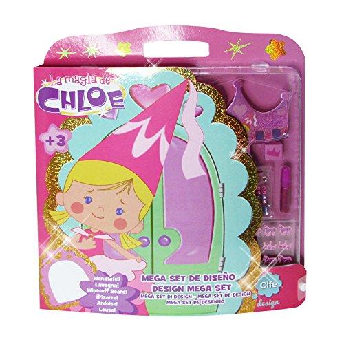 Chloé Closet - Mega Set de diseño (Cife 86667