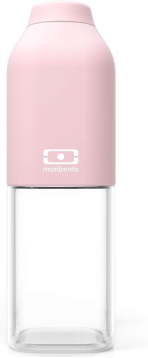 monbento - MB Positive M Litchi free famous bottle water bpa pink Bombing free shipping 17
