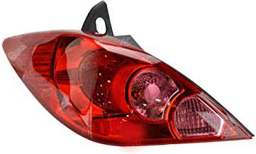 TYC 11-6322-00-1 Nissan Versa Left Replacement Tail Lamp