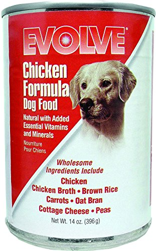 Canned Chicken Wet Dog Food