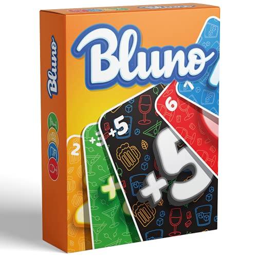 Bluno - Der Klassiker als Trinkspiel - Trinkspiel für Erwachsene, Saufspiel - Das Partyspiel zum Spieleabend oder Vorglühen