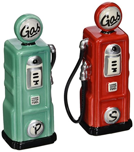 Road Trip Gas Salt and Pepper Set