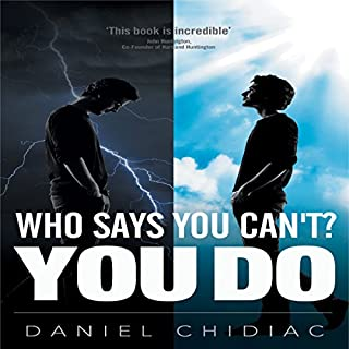 Who Says You Can't? You Do audiobook cover art