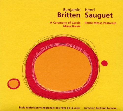 Britten/Sauguet: Ceremony Caro