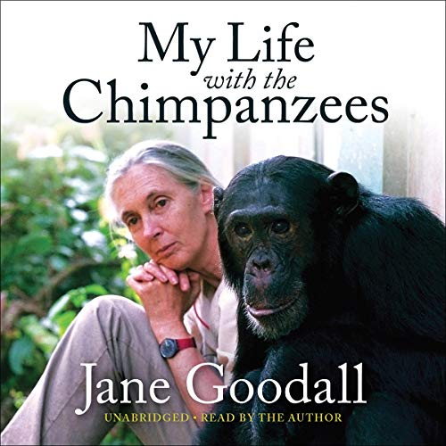 Couverture de My Life with the Chimpanzees