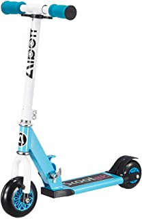 Albott Kid Scooter My 1st Scooter Folding Removable 4 Wheel Scooters for Kids 3 Growth Stage Transformer Toddler Scooters Age 2-5