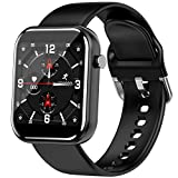 Smartwatch Orologio Fitness Uomo Donna Impermeabile IP68 Smart Watch Cardiofrequenzimetro ...