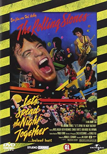 The Rolling Stones - Let's spend the Night together [Alemania] [DVD]