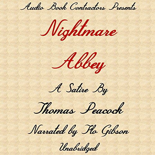 Nightmare Abbey cover art