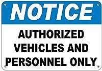 新しい金属製の標識にご注意ください!デューティーのペット動物標識のドーベルマンアルミニウム製金属標識