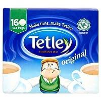 テトリーティーバッグ1パック160 - Tetley Tea Bags 160 per pack [並行輸入品]
