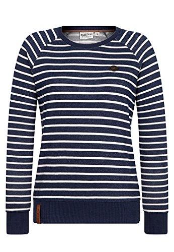 Naketano Damen Sweater Politisch Korrekt Ficken Bitte Sweater