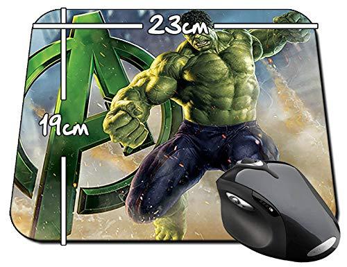 Los Vengadores 2 The Avengers 2 Age of Ultron Hulk B Alfombrilla Mousepad PC