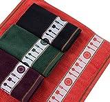 Venprodin Pack de 4 Juegos de Paños De Cocina de Rizo, 100% Algodón de 50x50 cm...