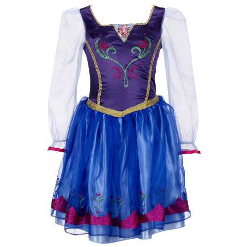 Disney Frozen Anna's Dress Costume