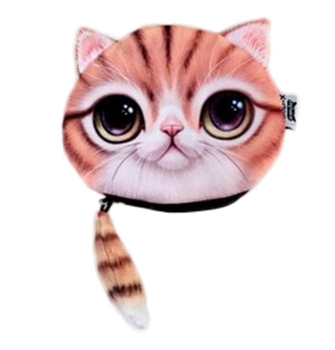 多様性控える音楽Xiang Ru 小銭入れ コインケース レディース オシャレ 財布 かわいい 猫 カード収納 プレゼント