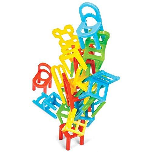 Chair Stack Game , Modelos/colores Surtidos, 1 Unidad