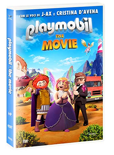 Playmobil - The Movie (Dvd+Booklet Gioca&Colora) [Italia]