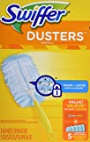 Swiffer 180 Dusters Starter Kit Unscented scent, 1 Set (Packaging May Vary)