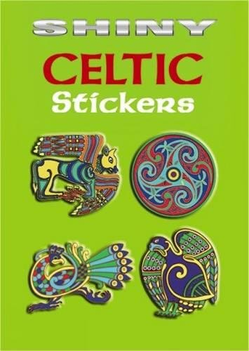 Shiny Celtic Stickers (Dover Stickers)