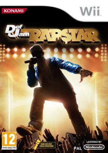 Def Jam Rapstar+Microfono
