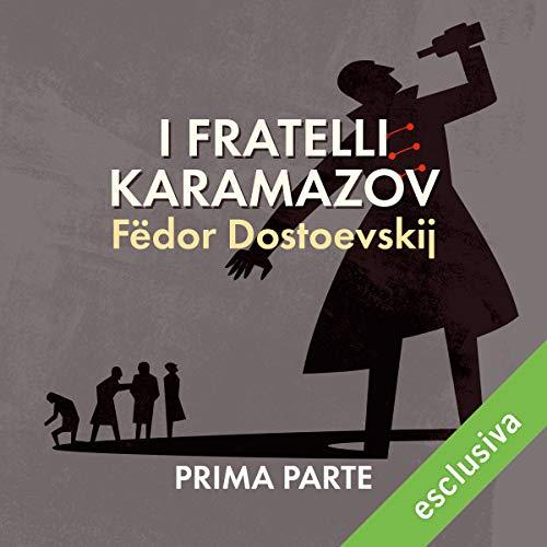 I fratelli Karamazov audiobook cover art