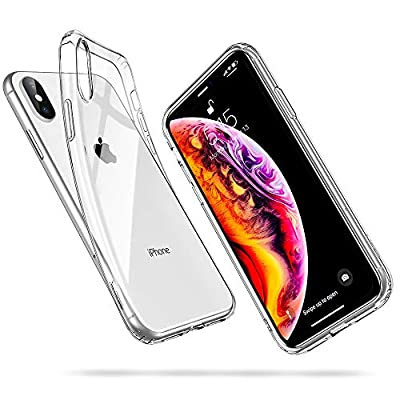 ESR Slim Clear Soft TPU Case for iPhone Xs Max, Soft Flexible Cover Compatible for 6.5 inch Xs Max(2018 Release)
