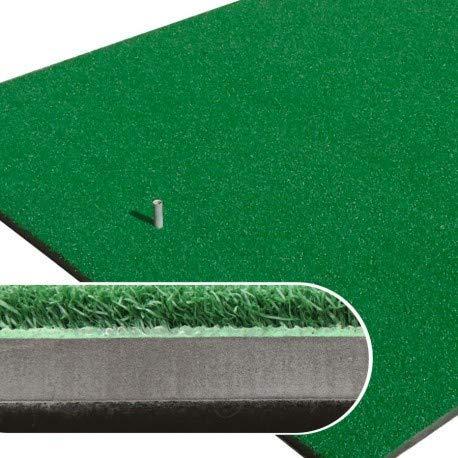 Tapis Classic Plus de Golf, Entrainement au Practice - 150x150cm