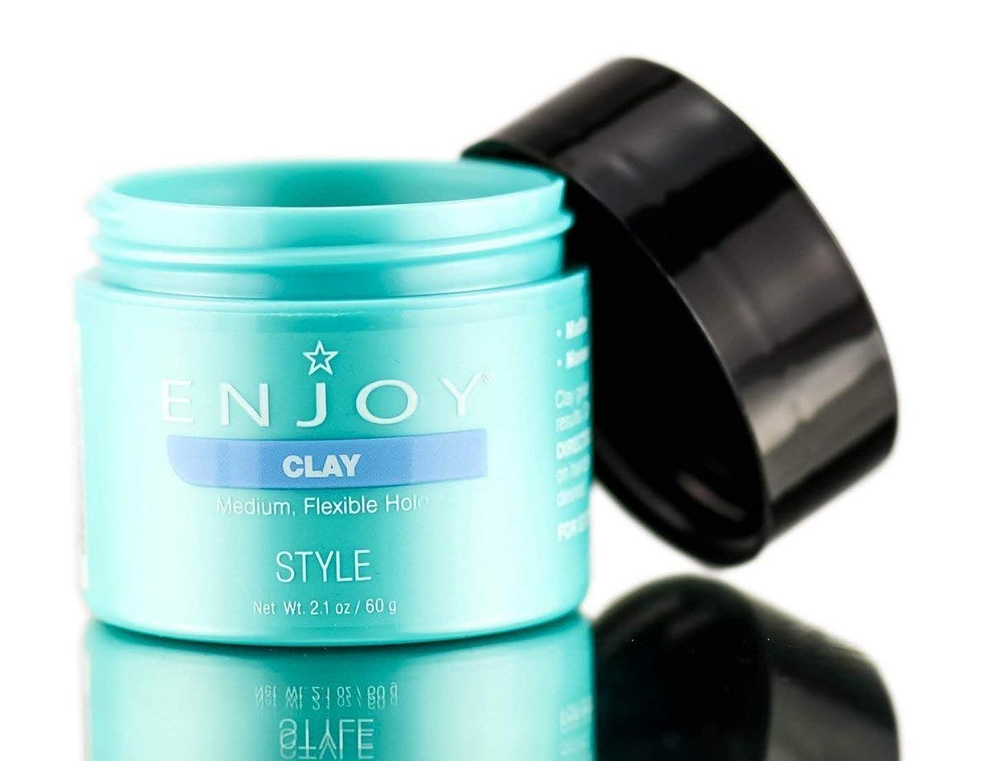 豊かな値するStyle Clay Medium Flexible Hold 2.1 oz
