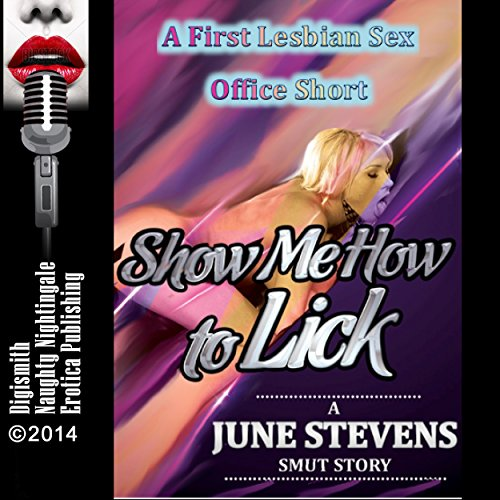 Show Me How to Lick audiobook cover art