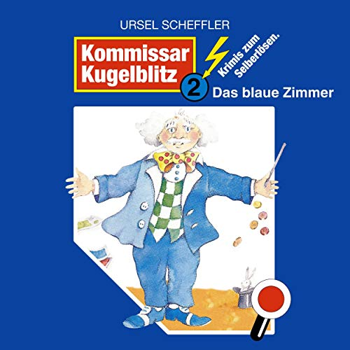 Das blaue Zimmer Audiobook By Ursel Scheffler cover art