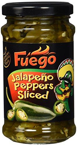 Fuego Jalapeño Slices, 5er Pack (5 x 225 g)