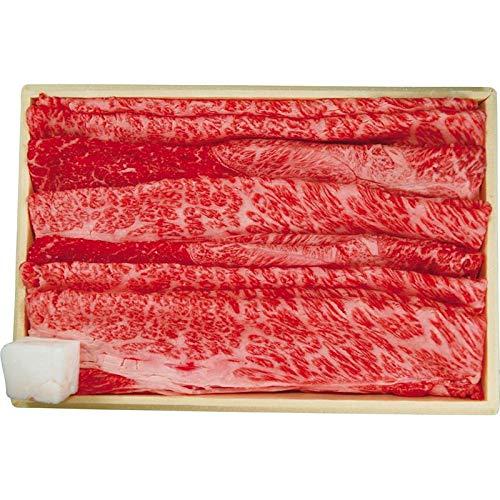 【2020年 お中元限定】 「京都 モリタ屋」 国産黒毛和牛肩・肩ロースすき焼き用