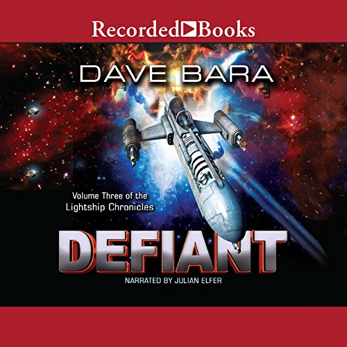 Defiant audiobook cover art