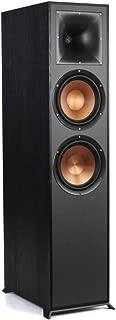 Klipsch Reference Floorstanding Loudspeakers - R-820F Black