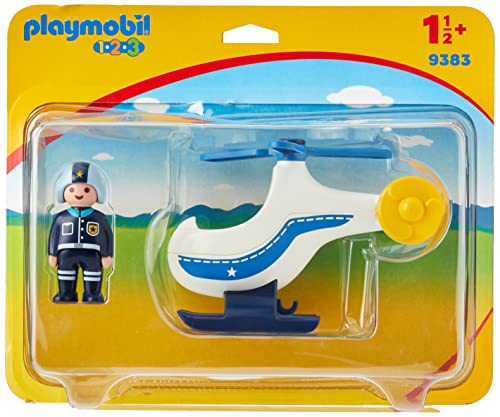 Product Image of the PLAYMOBIL Police Coptered