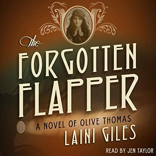 The Forgotten Flapper  By  cover art