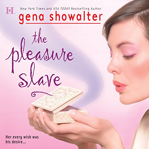 Couverture de The Pleasure Slave