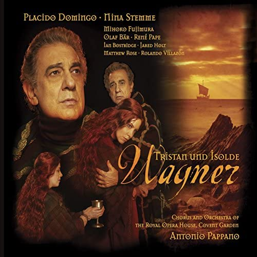 Plácido Domingo, Nina Stemme, Orchestra of the Royal Opera House, Covent Garden & Antonio Pappano