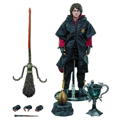 HARRY POTTER Goblet of Fire Triwizard Version 1:6 Scale Action Figure image