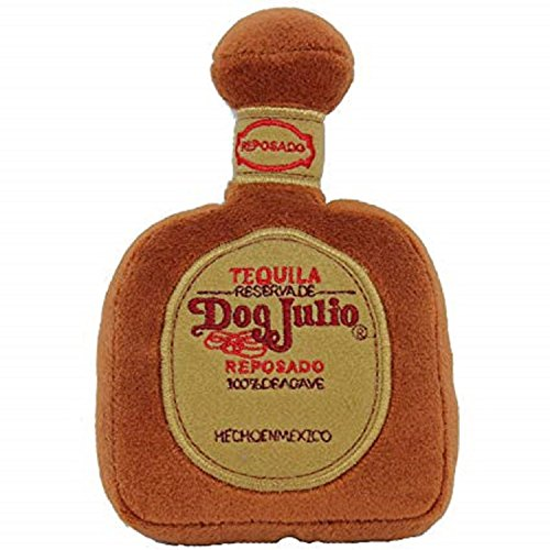 Roll Over Image to Zoom in Dog Julio Tequila Dog Toy