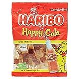 Haribo Happy Cola, Caramelle gommose al gusto di Cola, 175g