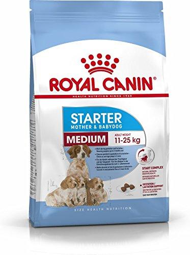 ROYAL CANIN Hundefutter Medium Starter 4 kg, 1er Pack (1 x 4 kg)