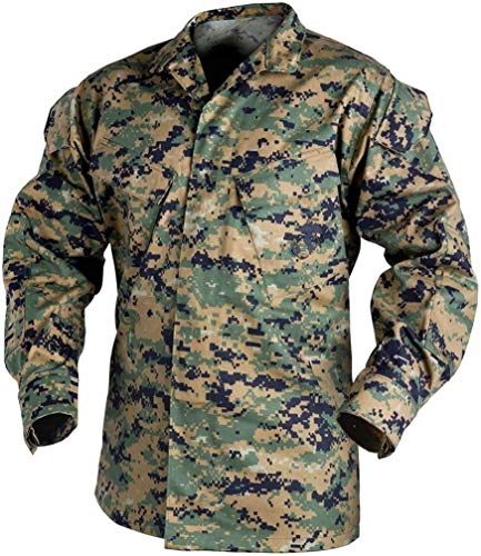 Helikon-Tex USMC Shirt Uniform -Polycotton Twill- USMC Digital Woodland