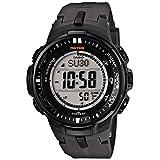 [カシオ]CASIO 腕時計 PROTREK プロトレック PRW-3000-1 ブラック メンズ [並行輸入品]