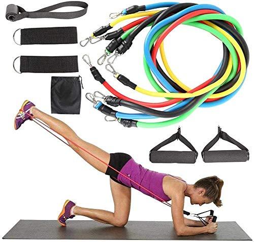 Yoga Gurt Durable /Übung Straps Verstellbarer Yoga G/ürtel Mit D-Ring-Schnalle F/ür Dehnen Allgemeine Fitness Flexibilit/ät Und Physiotherapie Schwarz