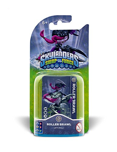 Skylanders Swap Force - Single Character - New Core - Roller Brawl